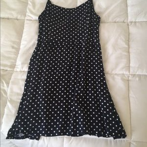 Two H&M dresses